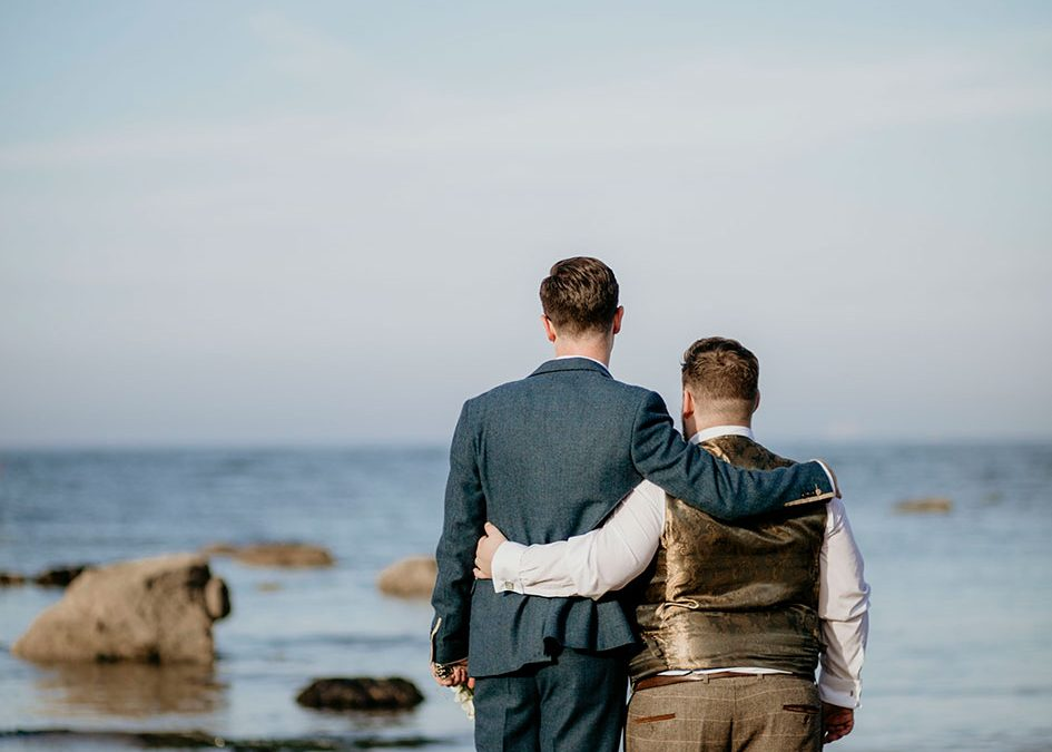 JOHN & TOMMY | TYNEMOUTH | NORTH EAST WEDDING PHOTOGRAPHY