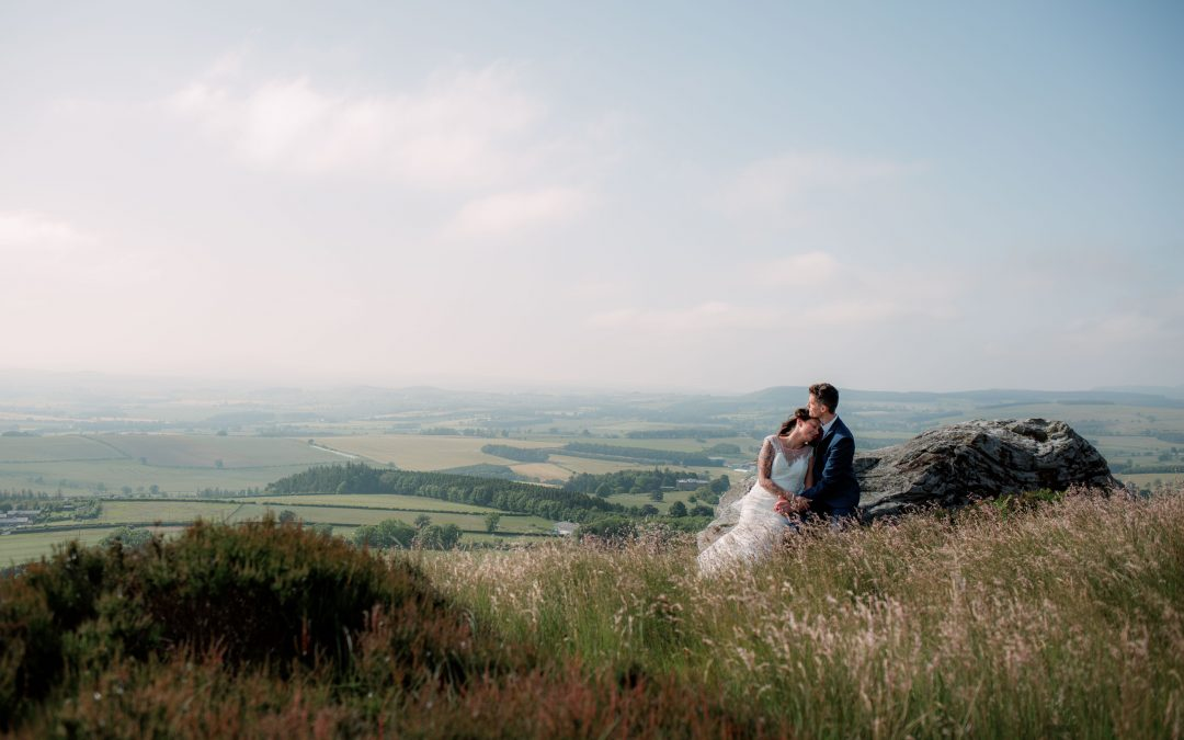 LINDSEY & CAMERON | CORBY CRAGGS ELOPEMENT | NORTH EAST WEDDING PHOTOGRAPHY