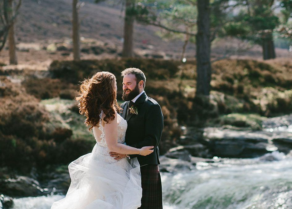 REBECCA & KIERAN | MAR LODGE | NORTHERN WEDDING PHOTOGRAPHY