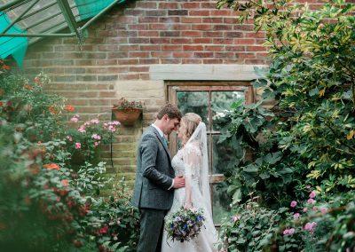 Stanton Hall and Gardens wedding photography north east