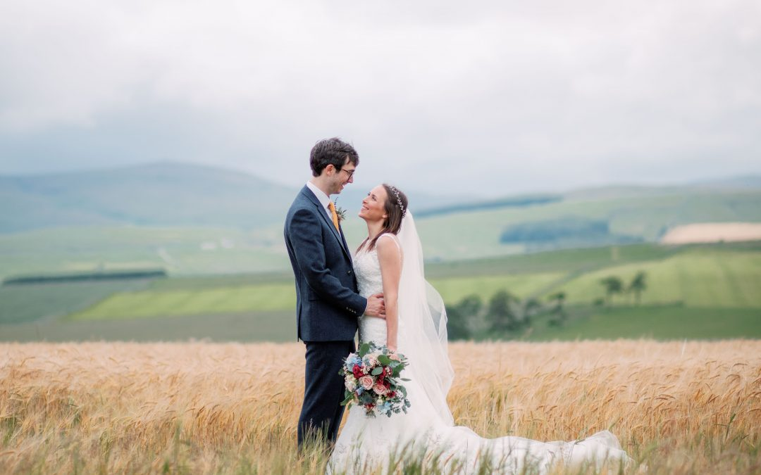 NAOMI & PETE | THISTLETON FARM | NORTH EAST WEDDING PHOTOGRAPHY