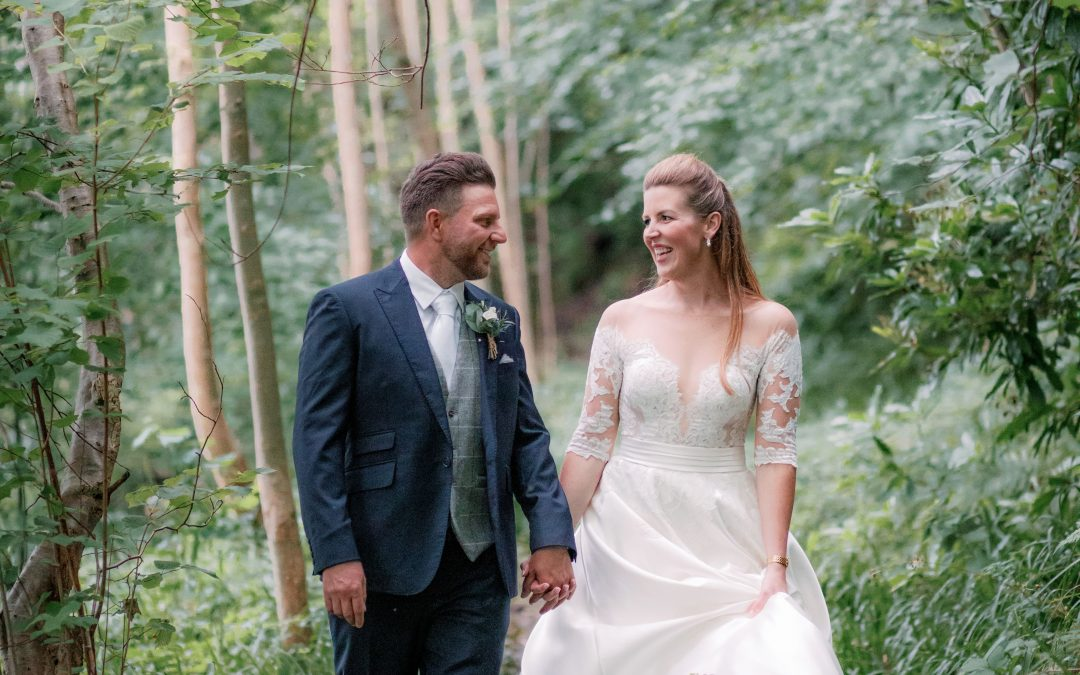 MEL & MARK | BRINKBURN PRIORY | NORTH EAST WEDDING PHOTOGRAPHY