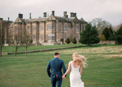 Matfen Hall wedding Photography Northumberland North East