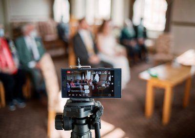 Newcastle Micro Covid Wedding