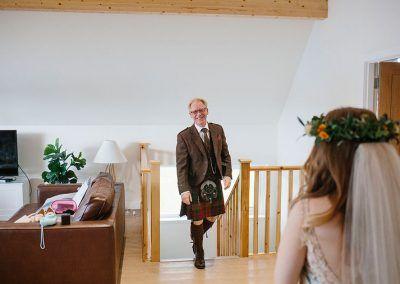 Piperdam Scottish Wedding