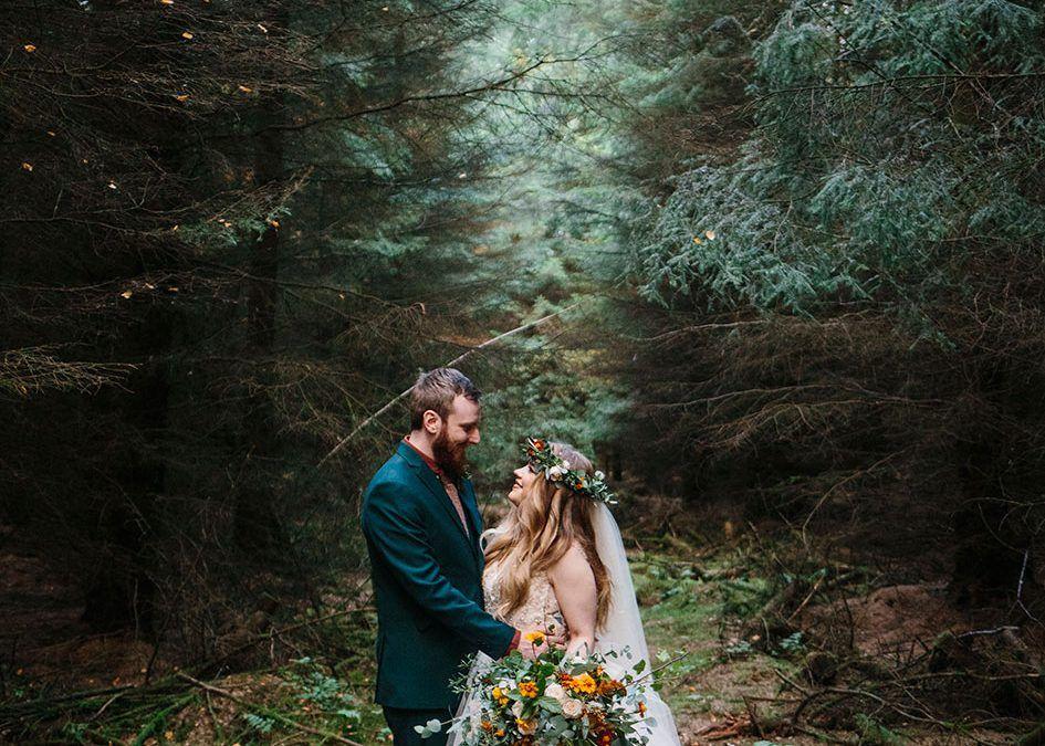 PAULA & BRADY   PIPERDAM RESORT   NORTHERN WEDDING PHOTOGRAPHY