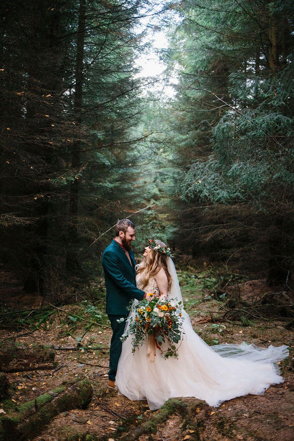 Piperdam Scottish Wedding photography