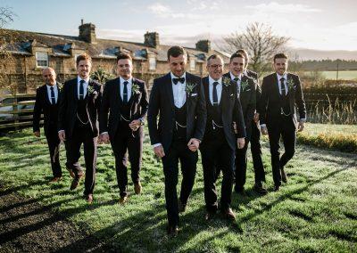 Doxford Barns Northumberland wedding photography
