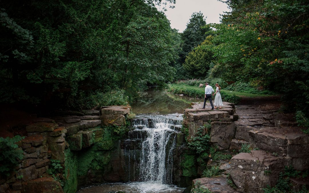 ALICE & LEIGH | PRE WEDDING SHOOT | JESMOND DENE