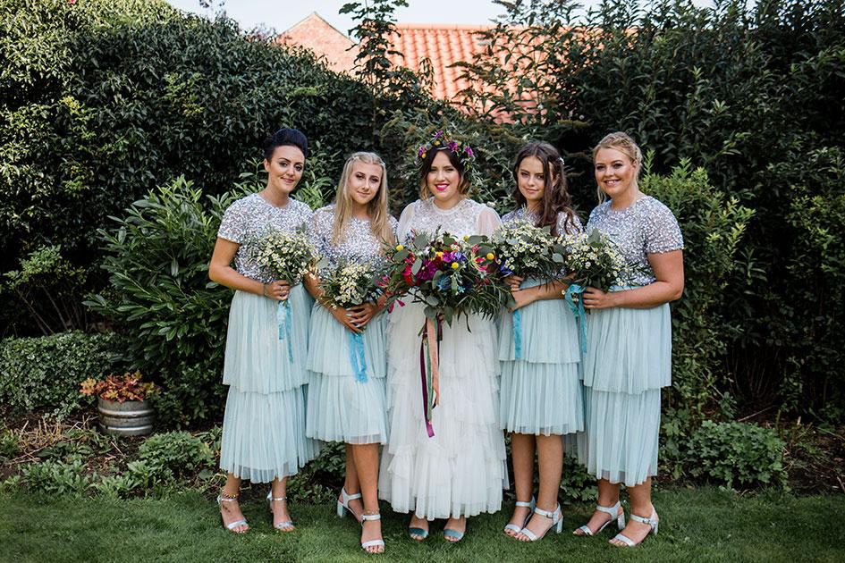Hallgarth Manor Wedding photography