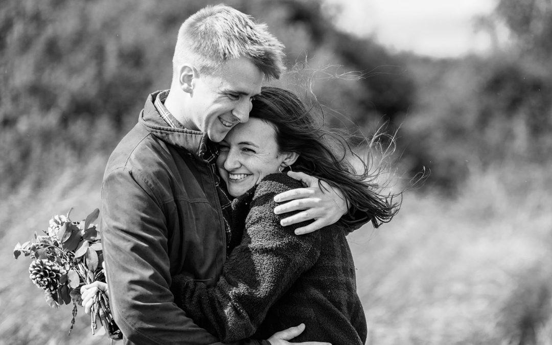 SARAH & DAVID | PRE WEDDING SHOOT | DRURIDGE BAY