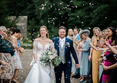 Brinkburn Priory Northumberland wedding photography