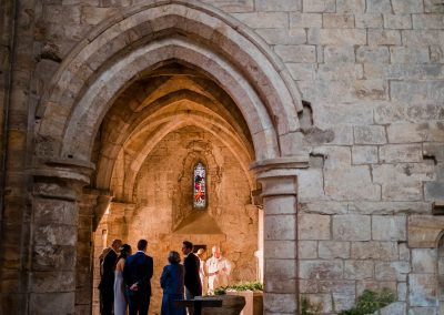 Brinkburn Priory Northumberland wedding photography