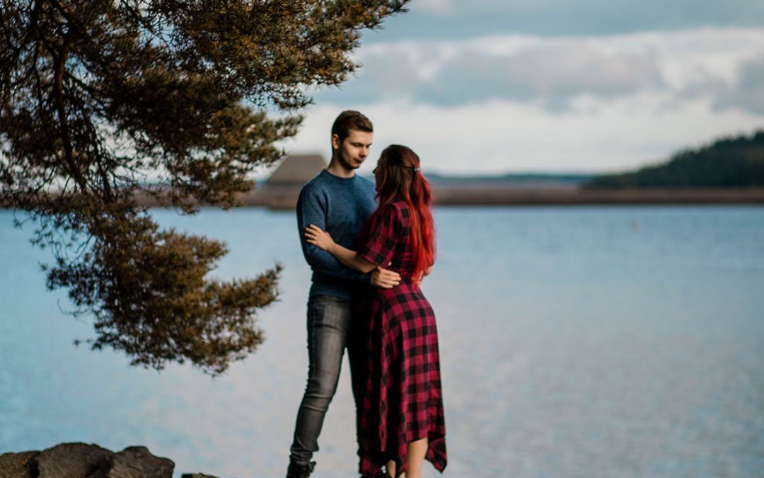 Hannah & Rob | Keilder Water | North East Wedding Photography