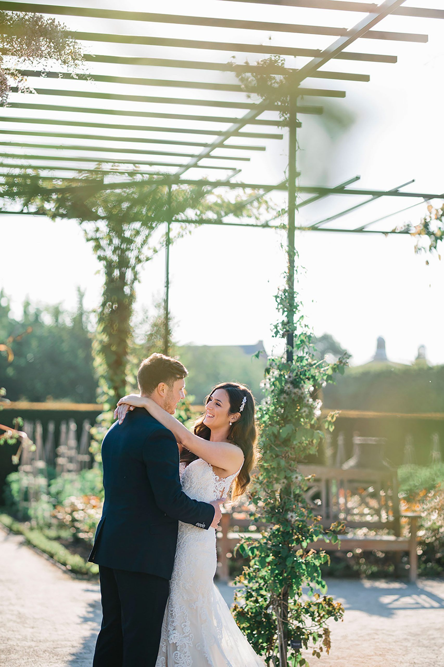 Alnwick Garden North East Wedding Photography