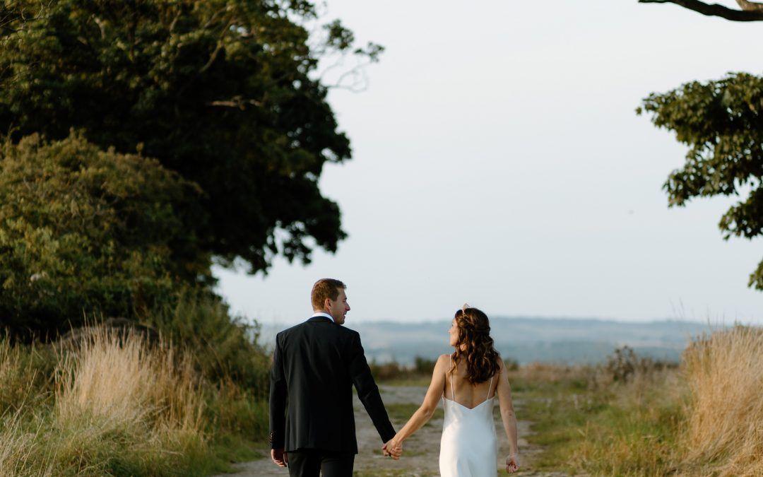 Hannah & Oli – Hill Head Farm, Morpeth – North East Wedding Photography
