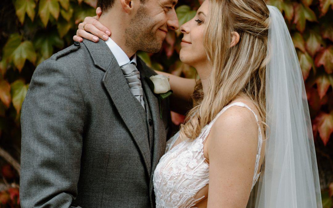 Jodi & Matt – Carlowrie Castle – North East Wedding Photography