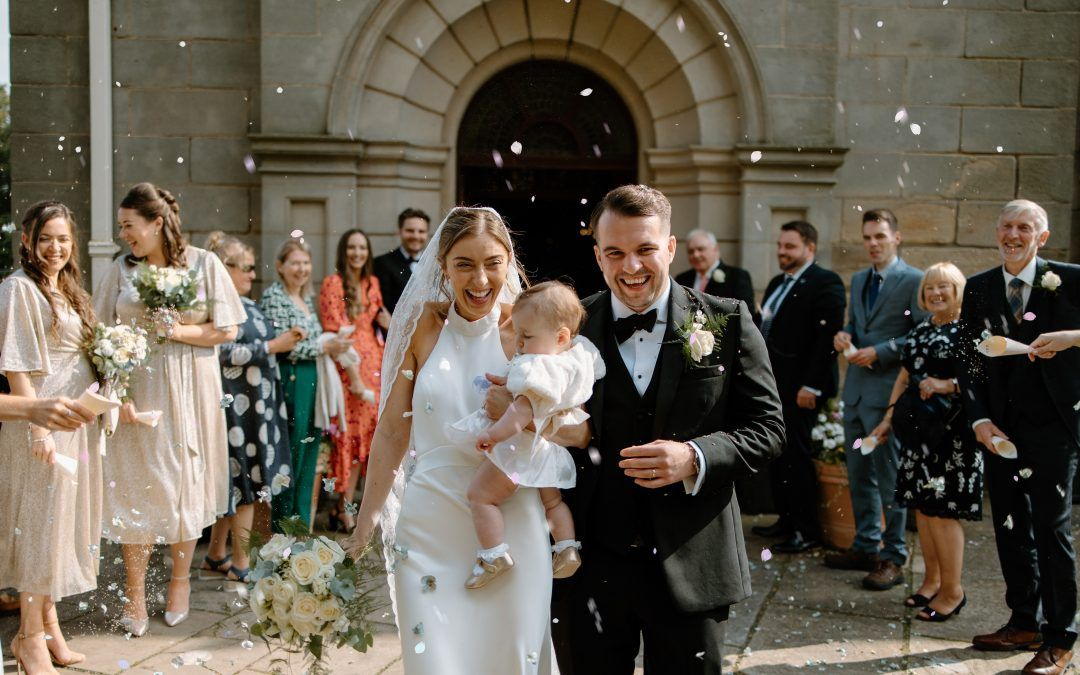 Rachel & Chris – Wynard Hall – North East Wedding Photography