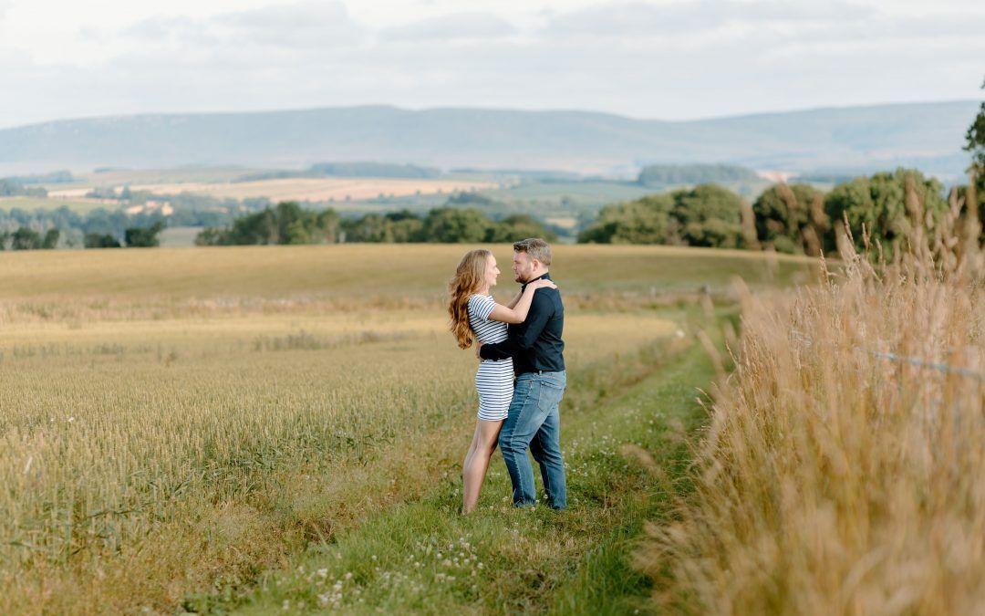 April & Michael – Pre wedding Shoot